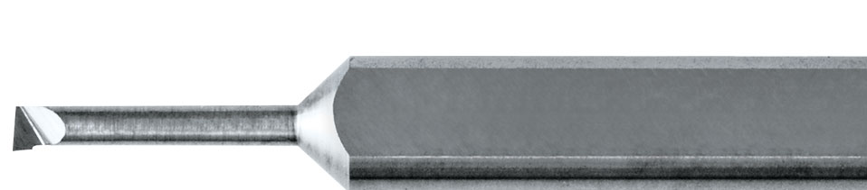 Kyocera MBS-0150.030 Standard Length Solid Round Carbide Micro Boring Bar