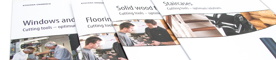 Tools for the woodworking industry