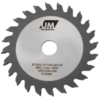 GMT DP Scoring saw blade