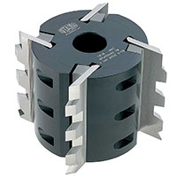 Cutter for corrugated knives